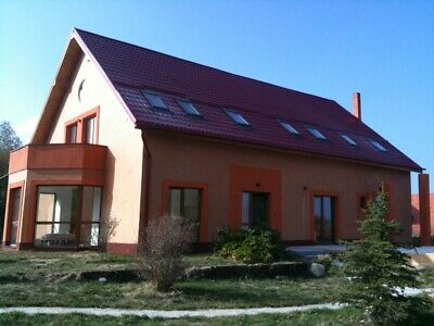 Investment opportunity, new guest house 400 m 11 rooms, in picturesque landscape