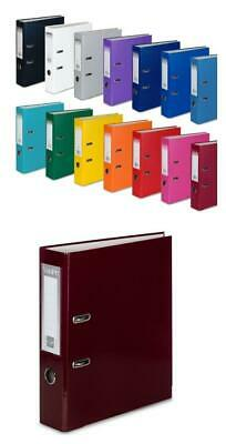 A4 Large 75mm Lever Arch Files Folders Stationery Metal Documents [061/20]