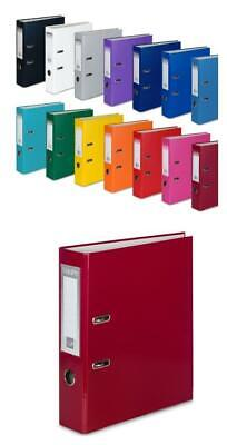 A4 Large 75mm Lever Arch Files Folders Stationery Metal Documents [061/18]