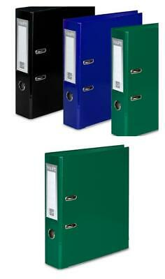1x A4 Large 75mm Lever Arch Files Folders Stationery Metal Documents 070/06