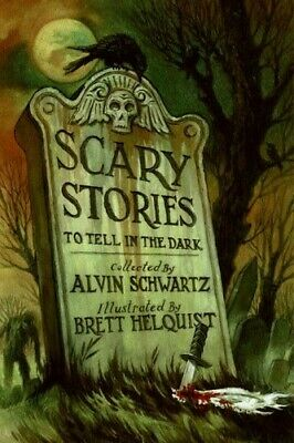 Scary Stories to Tell in the Dark New Books Paperback 9780060835200 illustrated