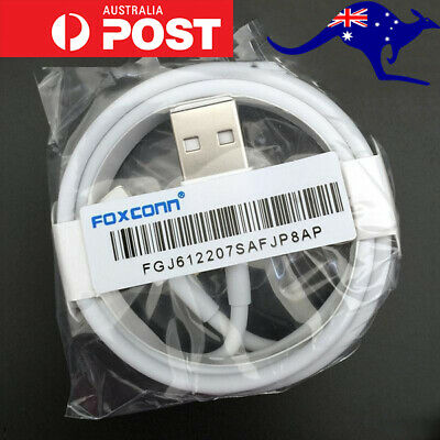 Certified USB Lightning Cable Cord Data for Apple Charger iPhone 5 7 8 X XR iPad