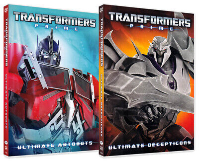 Transformers - Prime (Ultimate Decepticons / Ultimate Autobots) (2-Pack) ( (Dvd)