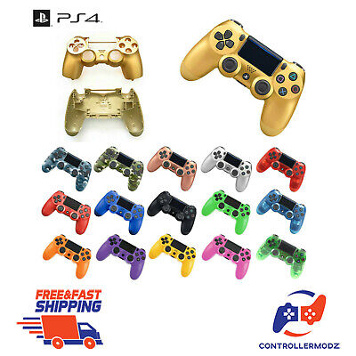 Replacement Playstation 4 PS4 V2 Controller Custom Shell Case Mod Kit