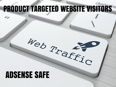 250+ Daily Web Traffic For Your Website For 1 Year (Product Targeted)