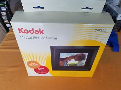 "NEW Kodak DPF800 8"" Digital Picture Frame"