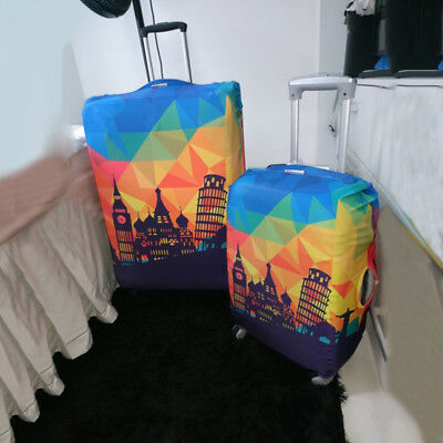 """Elastic Thick Luggage Cover Trolley Case Suitcase Dustproof Protector 18""""~28"""" !!"""