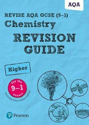 Revise AQA GCSE Chemistry Higher Revision Guide: (with f... by Grinsell, Mr Mark