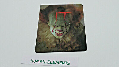 I.T (2017 Remake) IT - Lenticular 3D Flip Magnet Cover FOR bluray steelbook