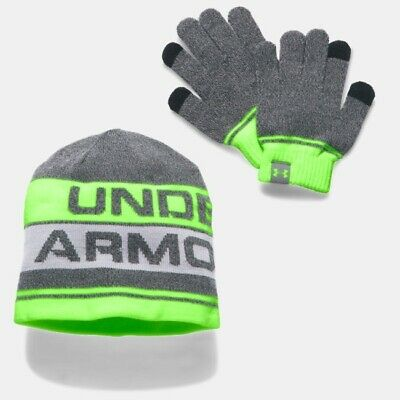 New Foemo Junior Girl/'s Two-Tone Knit Winter Gloves