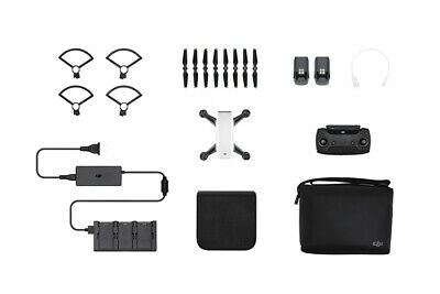 DJI SPARK-FLY-MORE-COMBO Mini Quadcopter with Fly More Combo SKY BLUE