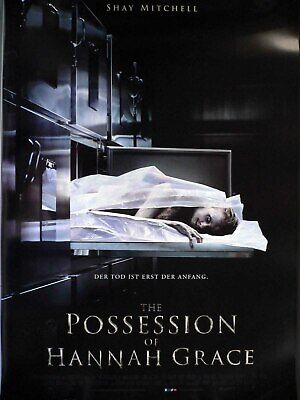 The Possession Of Hanna Grace - Filmposter A1 84x60cm gerollt