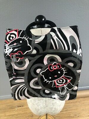MAC Cosmetics Limited Edition Hard To Find Hello Kitty Purse Completely Sold Out