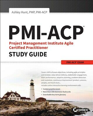 Pmi-Acp - Exam Study Guide P D F (NO PAPER BOOK)