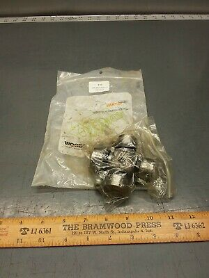 New Genuine Woods 19-15101 U-joint for 35R PTO Shafts