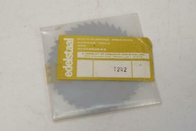 M2 Tool Steel 5 NOS UNIMAT Lathe Edelstaal #2722 Hss Insert Replacement Cutters