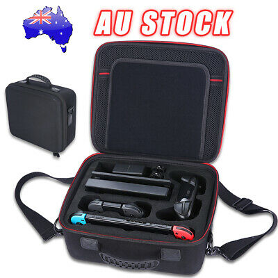 OZ Travel Carrying Hard Case Compatible for Nintendo Switch System Fit D7R2
