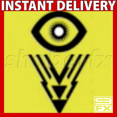 Destiny 2 Emblem THE VISIONARY [PS4 XBOX PC] 24/7 INSTANT DELIVERY
