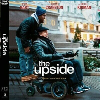 The Upside DVD HD 1080p- Plus Free Shipping Worldwide + FREE Gift