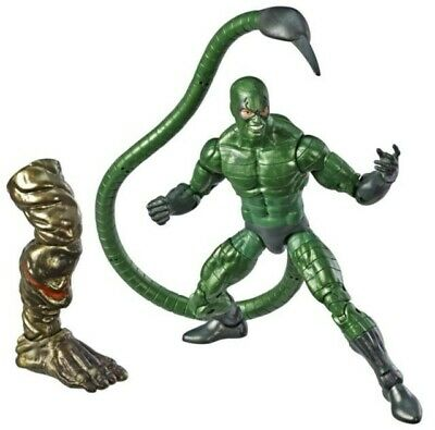 Marvel Legends Spider-Man Far From Home Scorpion 6 Inch Action Figure NEW