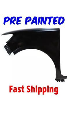 New PRE PAINTED Driver LH Fender for 2015-2017 Toyota Camry w Free Touch Up