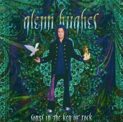 Hughes, Glenn - Songs in the Key of Rock - Hughes, Glenn CD XWVG The Cheap Fast