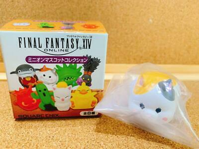 Final Fantasy XIV FFXIV Fat Cat Figure Minion Mascot Collection SQUARE ENIX 2019
