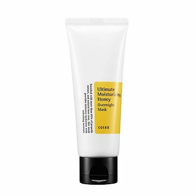 [COSRX] Ultimate Moisturizing Honey Overnight Mask 60ml / 2.03 FL. OZ