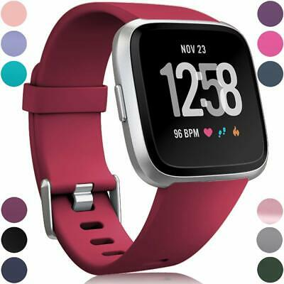 Bands Compatible with Fitbit Versa SmartWatch and Versa Lite SE for Women Men