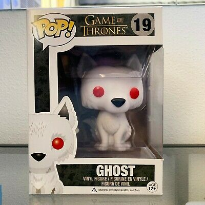 Funko Pop Vinyl: Game of Thrones - Ghost #19