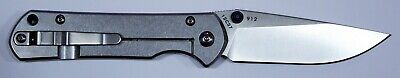 Sanrenmu LAND 912 Folding Outdoor Tactical Survival Knife Stainless Steel