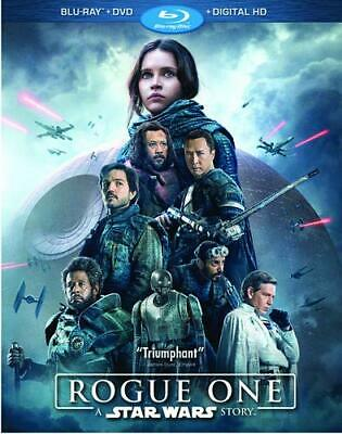 Rogue One: A Star Wars Story (Blu-Ray + DVD)