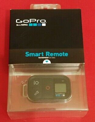 Gopro Smart Remote Armte-002 New In Unopened Package