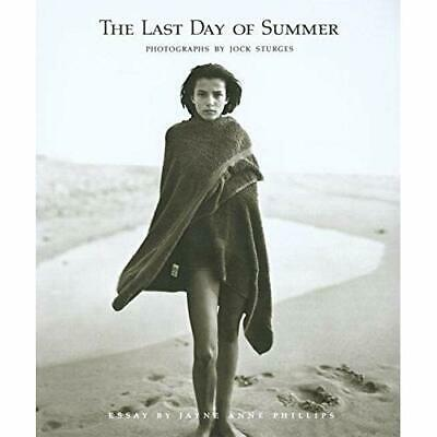 The Last Day of Summer - Paperback NEW Sturges, Jock 2004-07-01