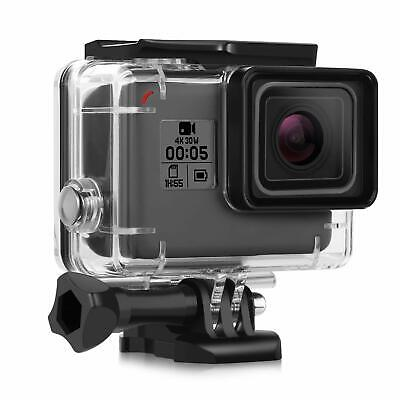 iTrunk Waterproof Protective Housing Case for GoPro Hero 6 5 Hero 7 Black 2018
