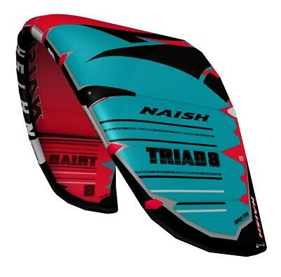 Naish 19/20 Triad 12.0 Cerf-Volant Seulement Rouge / Teal 12qm
