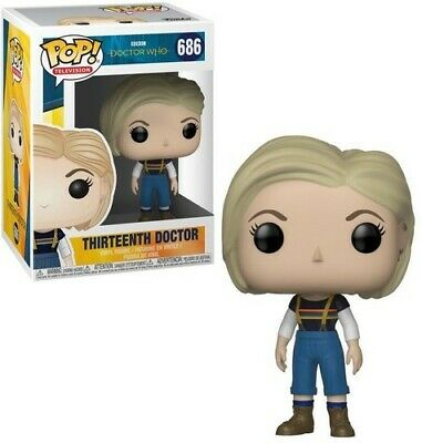 Doctor Who - Thirteenth Doctor - Funko Pop! Television: (2018, Toy NEUF)