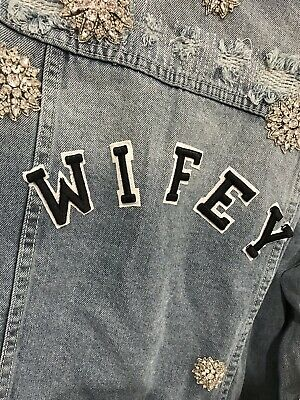Chosen By One Day WIFEY Jacket