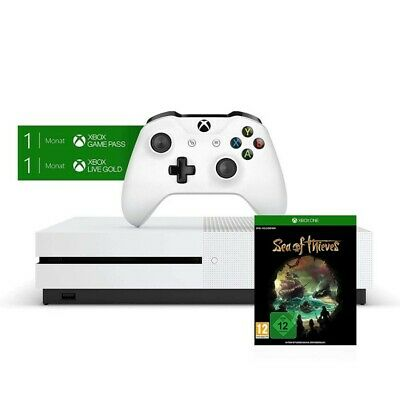 Microsoft Xbox One S 1Tb Incl. Sea Of Thieves Usk 16 [Edizione: Francia]