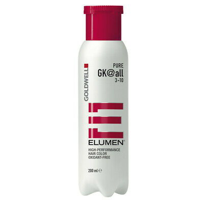 Goldwell ELUMEN Haarfarbe GK@all gold PURE Haarfarbe permanente farbintensiv