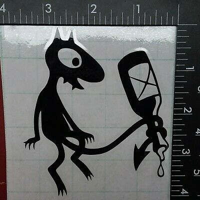 Awesome Luci disenchantment Vinyl Decal Sticker for any smooth surface shipsFREE