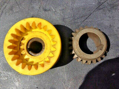 David Brown Industrial Gear Coupling Size 2 EX-MOD