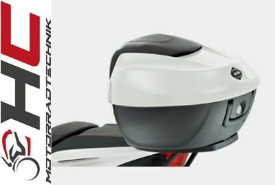 Aprilia SRV 850 Top Case Kit weiss