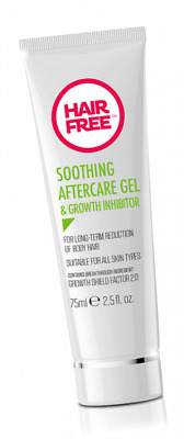 Hair Free Soothing Aftercare Gel with Growth Inhibitor