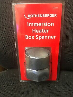 Dickie Dyer 558670 Box Immersion Heater Spanner 86mm 11.023