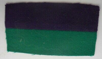 COLOUR PATCH 2nd or 54th BATTALION A.I.F.