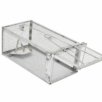 Kensizer Small Animal Humane Live Cage Rat Mouse Mice Chipmunk Trap for Indoor a