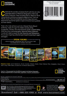 National Parks Collection (10-Disc Set) (National Geographic) (Boxset) (Dvd)