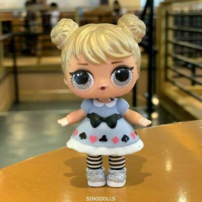 L.O.L Curious QT LOL Surprise Doll Series 2 Storybook Club toy gift