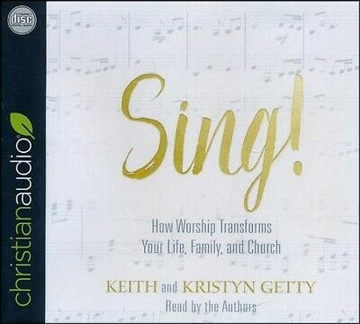 Sing!: Why and How We Should Worship - unabridged audio book on CD